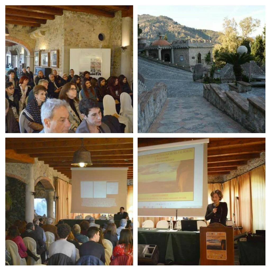 Convegno regionale: Ricerche storiche e archeologiche nel Val Demone
