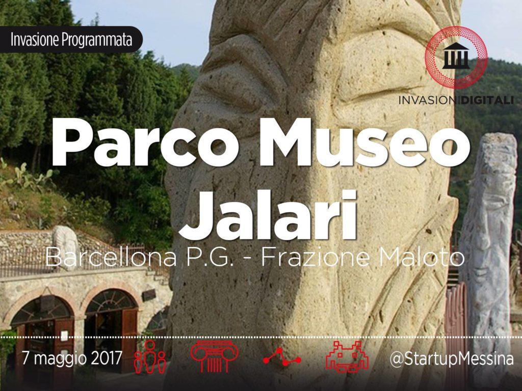 invasioni_digitali Parco Museo Jalari Messina Sicilia