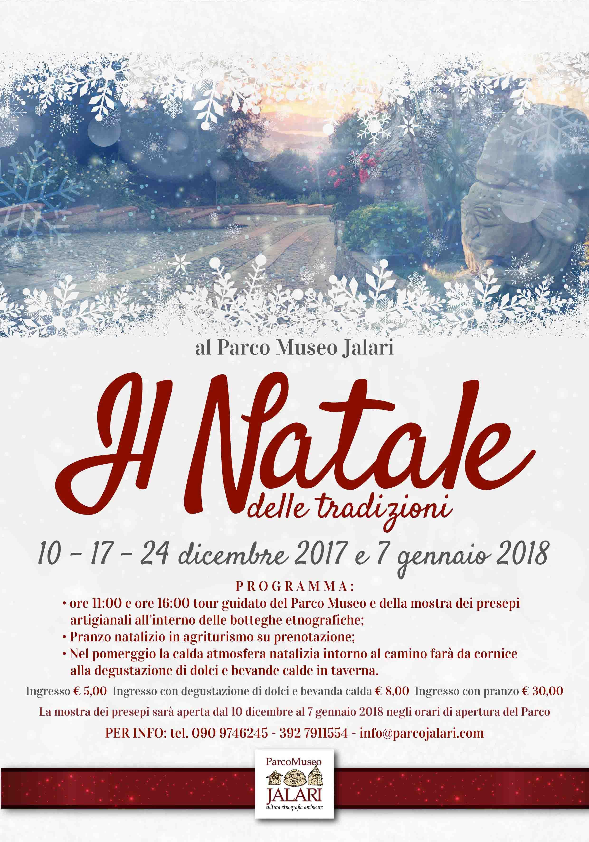 I Mostra Presepi Artigianali al Parco Museo Jalari - Barcellona Pozzo di Gotto, ME