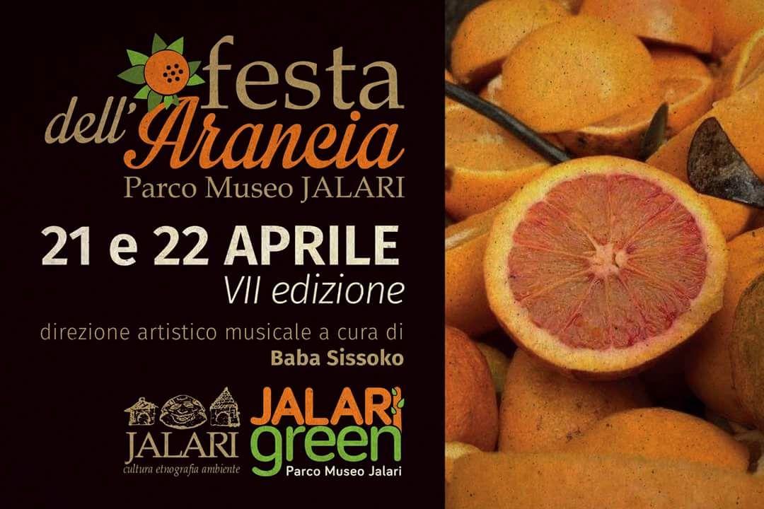 VII Edizione Festa dell'Arancia al Parco Museo Jalari