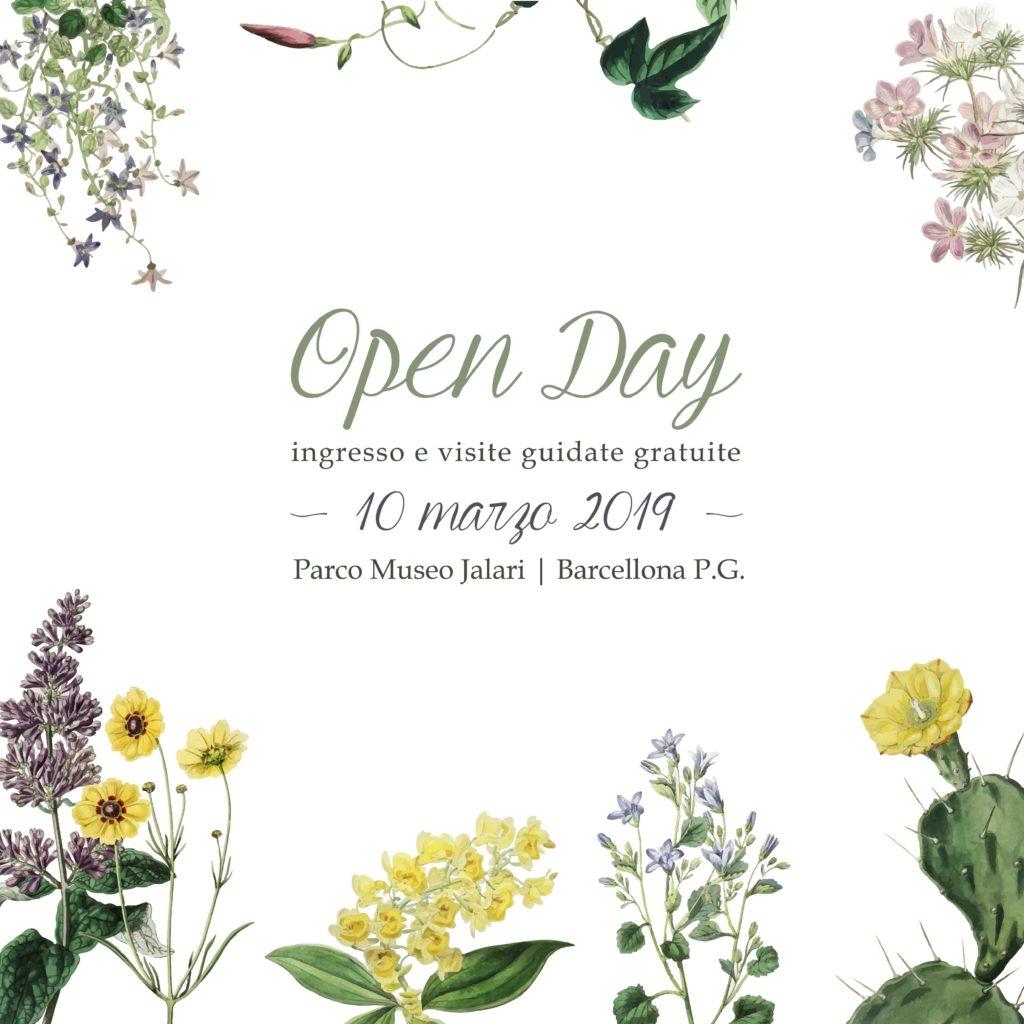 Open Day al Parco Museo Jalari