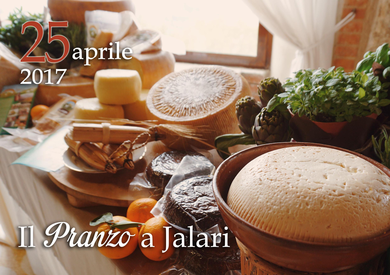 Pranzo del 25 aprile al Parco Jalari
