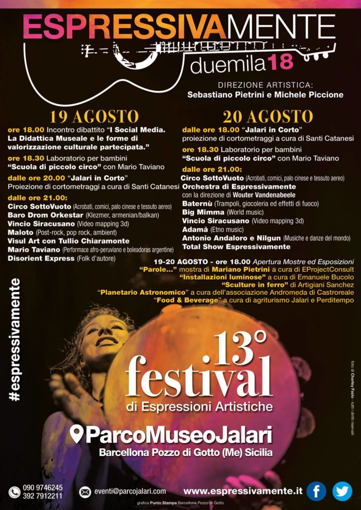 Espressivamente Festival 2018