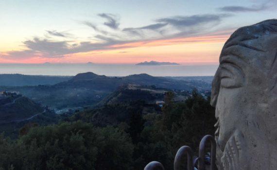 Tour guidato al tramonto presso il Parco Museo Jalari