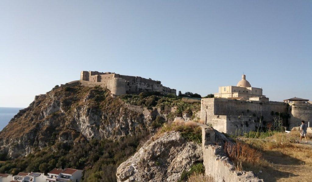 milazzo-castle
